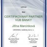Certifikovaný partner VÚB