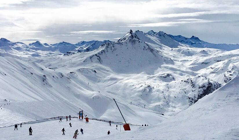 cestovné poistenie na lyžovačku
